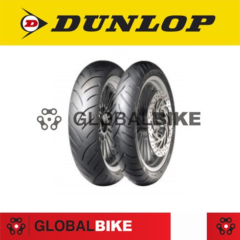 DUNLOP Scooter SCOOTSMART 130/70-16 Rear Motocycle Tyre 61S